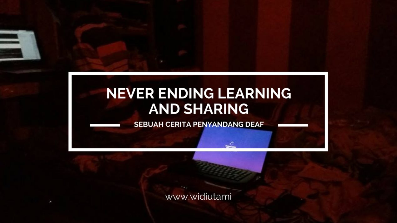 NEVER ENDING LEARNING AND SHARING