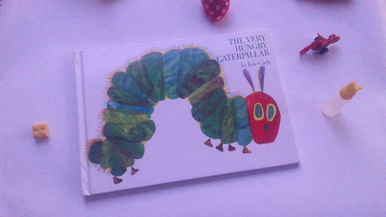 Buku Anak| The Very Hungry Caterpillar